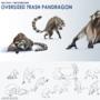 trash pandragon