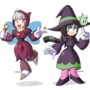 Fairy and Witch
