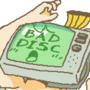 bad disc