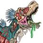 Zombie T-Rex