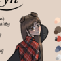 Jordyn - Character Sheet