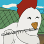 Marching Band Chicken