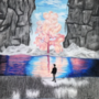 Sketchbook 17: Imagine Dragons Landscape
