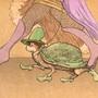 walking the turtle... by navatika