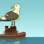 The 'Gull by GreenSleeves91