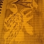 Dark Dragon by veralion