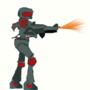 armor mayhem fanart by wtfhmonster