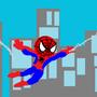 spiderman swing by R-4347