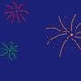 fireworks by R-4347