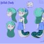 Delilah Character Sheet