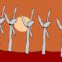 windmill in a newgrounds world