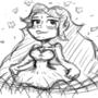 FNF Girlfriend Sketch