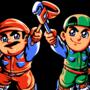 Super Mario Bros. Movie - Mario and Luigi