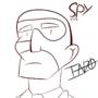 Spy (Sketch #1)