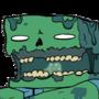 my minecraft zombie
