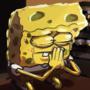 Spongebob Prays With Yugi