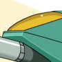 Blueballin' Bazooka Bot