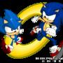 Sonic 20th Anniversary by MylesAnimated