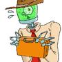 Robot by Pentaro