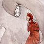 Dante and Virgilio by Zen-0