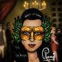 venetian Mask by ramymagdy