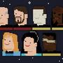Star Trek TNG Gangs All Here by Wolfenheim