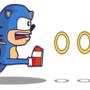Sonic's Rings by oman1996