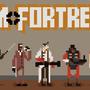 Team Fortress 2 Red Pixel by Wolfenheim