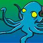 Roscoe The octopus by taro48