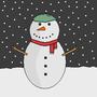 Mr. Snowy by OnlyDonkey