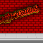 Newgrounds Graffiti by IndigenousDigitalist