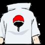 sasukes back 80% by stefanuchiha06