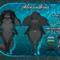 Foxy Bun hybrid! -COMMISSION