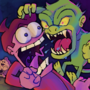 Matt from SuperMega Gets Mauled By a Monkey