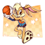 space jam 2 lola in the looney tunes show style