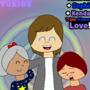 Triple Diapered Love!
