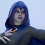Teen Titans - Raven Pinup #2[Mel Milton Cover]