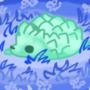 Hedgehog in BluE WorLd