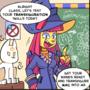 Tomb Cats Comic #4: Yonka's Class