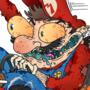 Mario Kart x Ed Rod