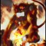 Demon Kitty by ervitz