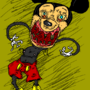 Mickey MOTHERFUCKING Mouse by piggypup