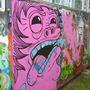 big pink mraw face by mraw