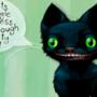 Solipsist Kitten Says... by RaggedyAnarchist
