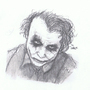 Joker Portrait by MrDillinger