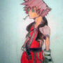 KingdomHearts-Drawing by Osmannyness