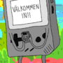Gameboy välkommen by HolyKonni