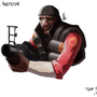 The Demoman - TF2 by JKAmovies