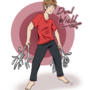 Dual Wield_Alex by WalkingShrub
