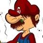 Mario at real life by MarkAnime